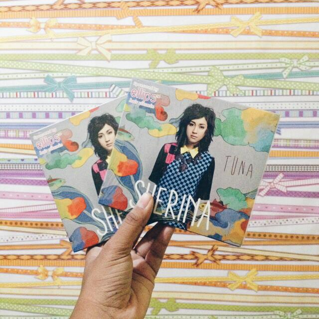 "Album SHERINA ""Tuna"""