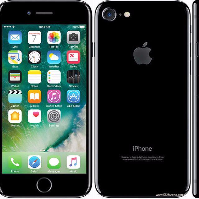 APPLE IPHONE 7 128 GB MAT BLACK