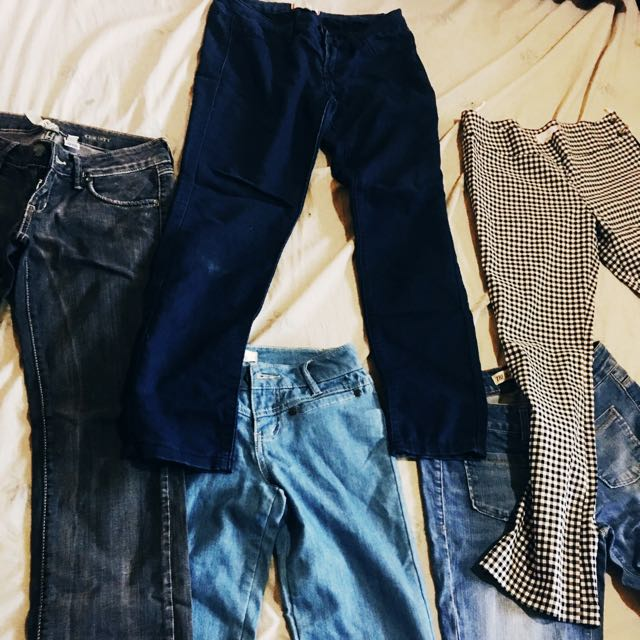 Branded Pants