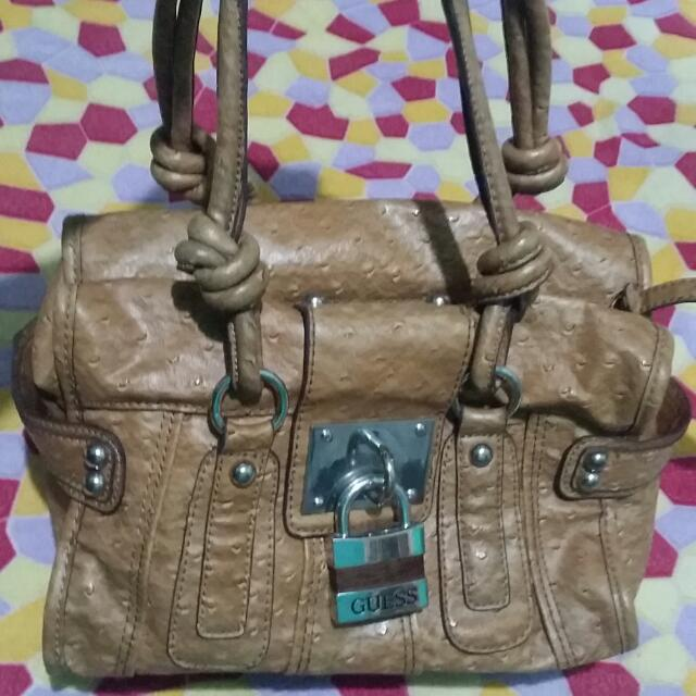 Reprised! Authentic Guess Shoulder Bag