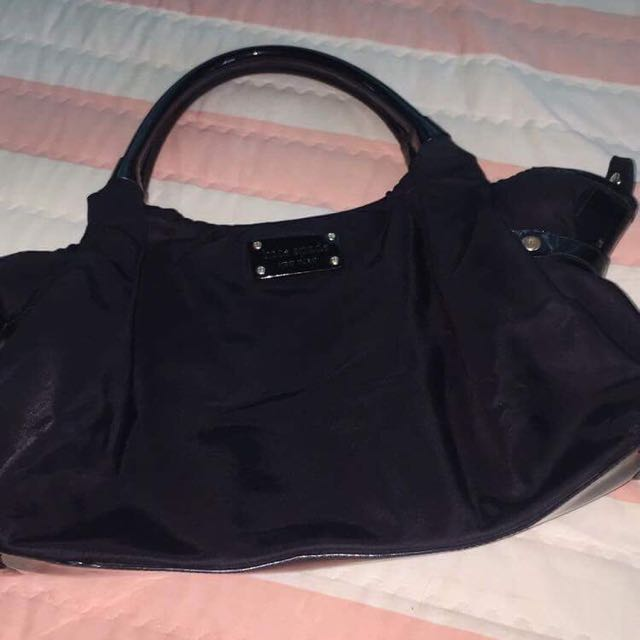 Authentic Kate Spade Black Handbag