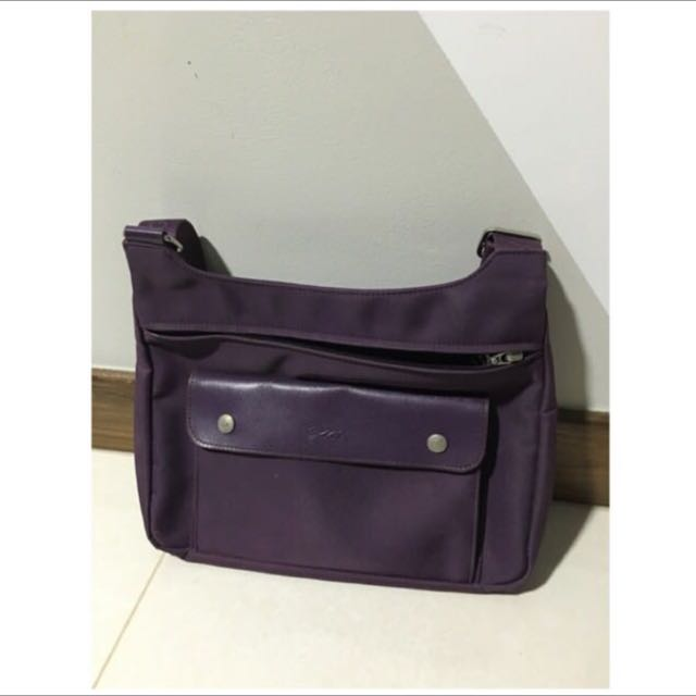 4195ecd68725 Authentic Longchamp Planetes Messenger Bag