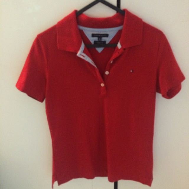 Authentic Tommy Hilfiger Pole Tee