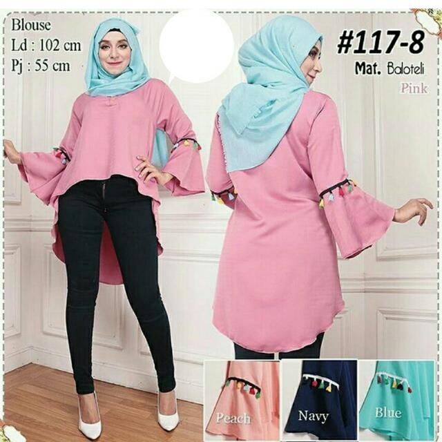 Baju Hijab Wanita Olshop Fashion Olshop Wanita On Carousell