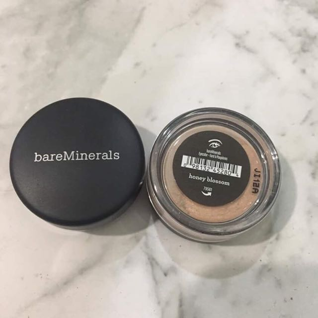 Bare Minerals Eyeshadow In Honey Blossom