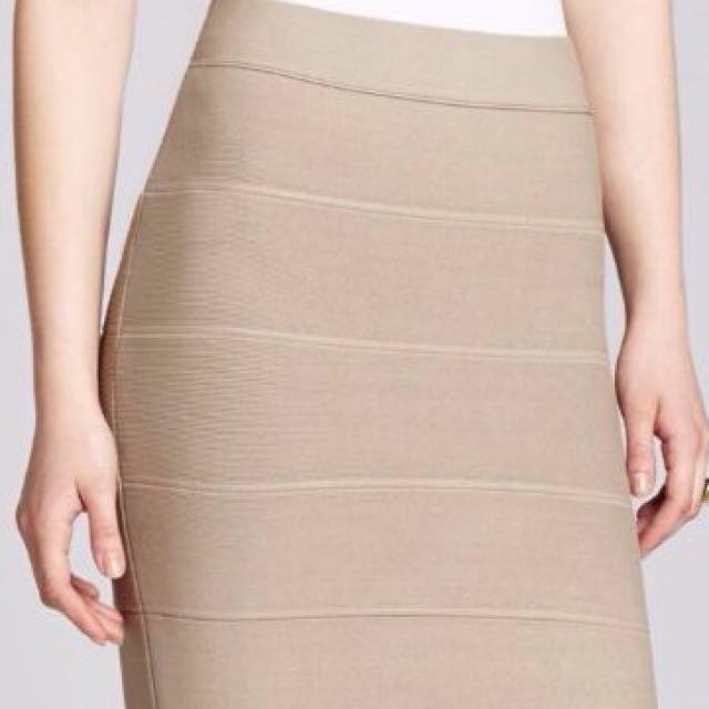 Bcbg Bandage Skirt - M