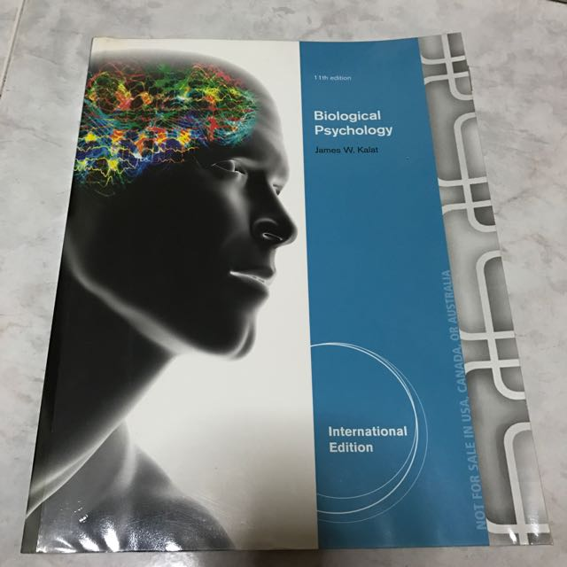 Biological psychology 11th edition by james kalat books photo photo fandeluxe Image collections