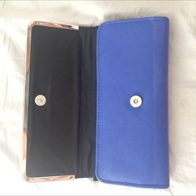Blue Sportsgirl Wallet