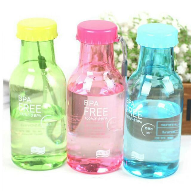 Bpa Free Fullcolour Transparant 350ml