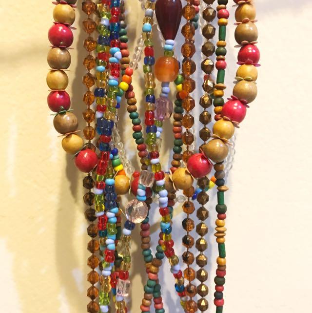 Bundle - Ethnic Necklaces
