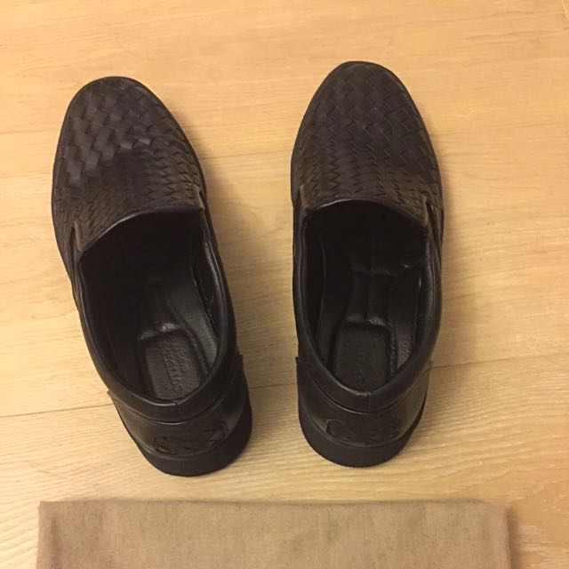 BV 編織鞋