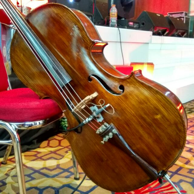 Cello Gesek