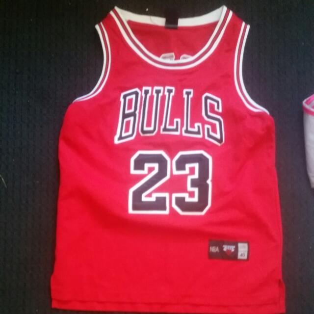 Chicago Bulls Jordan Jersey (Small-medium)