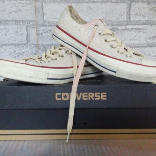 Converse Canvas Shoes