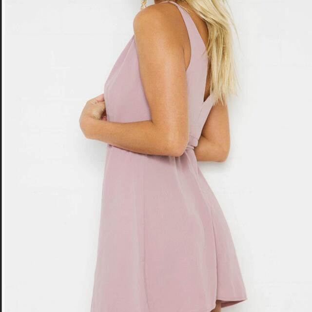 PEPPERMAYO Claremont Dress, Blush, AU6