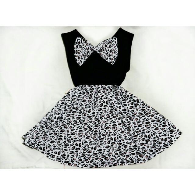 Dress Anak Perempuan Umur 1th