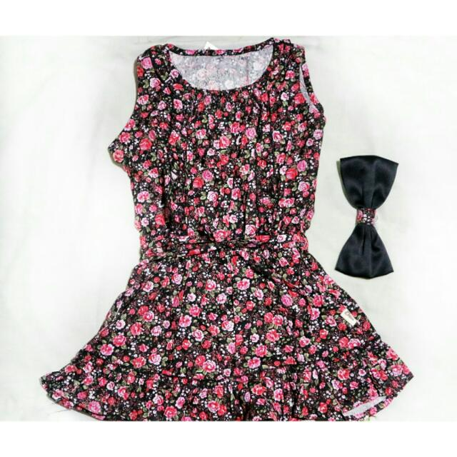 Dress Anak Perempuan 1th