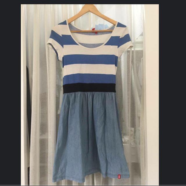 EDC - ESPRIT SUMMER DRESS