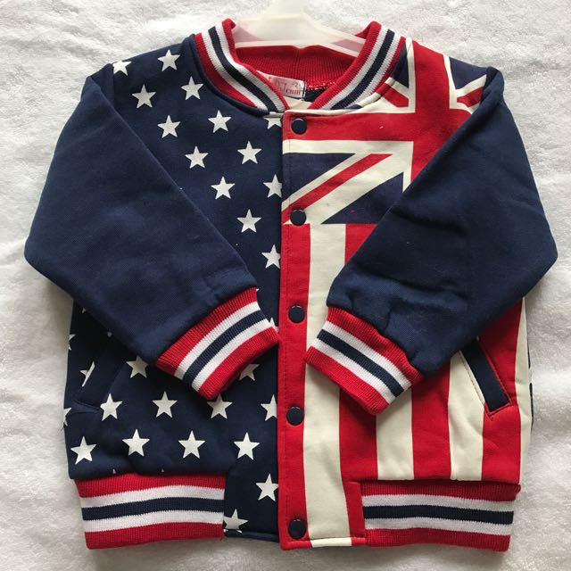 English Flag Jacket