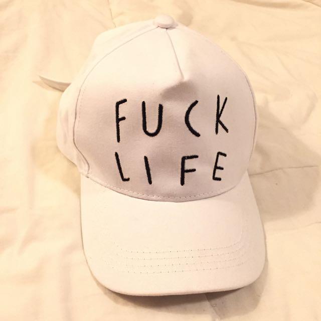 F*ck Life Ball Cap