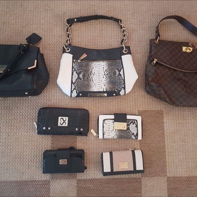 Genuine handbags