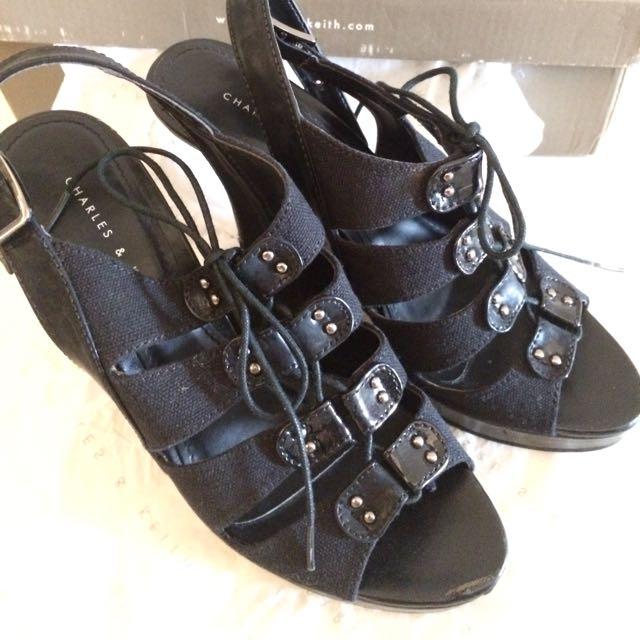 Gladiator Heels