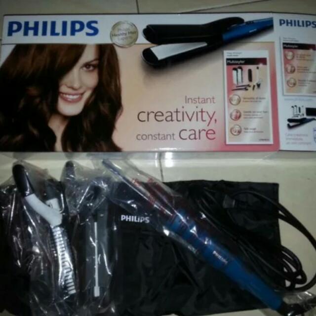 Hair Styler ( Catokan ) Philip Hp 8698
