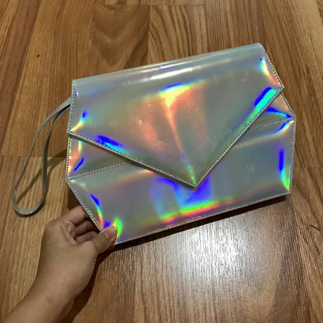 hologram clutch
