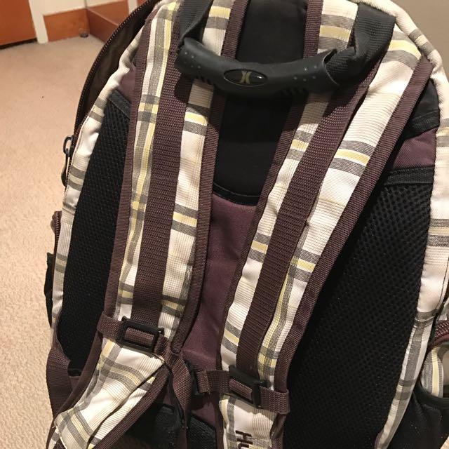 Hurley Bag pack