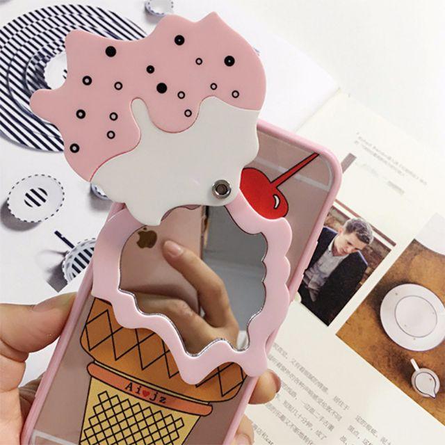 ice cream iphone 7 & 7 plus  case