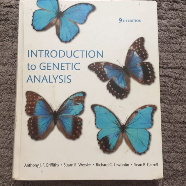 Intro To Genetic Analysis