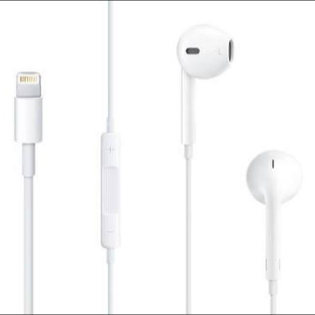 Iphone 7, 7+ Earphones