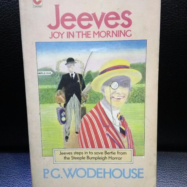Jeeves Joy In The Morning by P.G.Wodehouse
