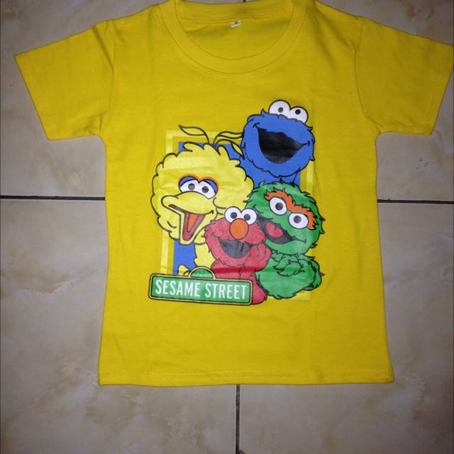 Kaos Sesame Street