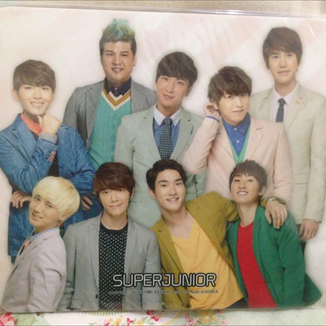 K-pop Super Junior Alas Mouse