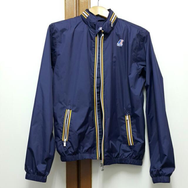 (可換物)K-way 騎士風雨衣(L號)
