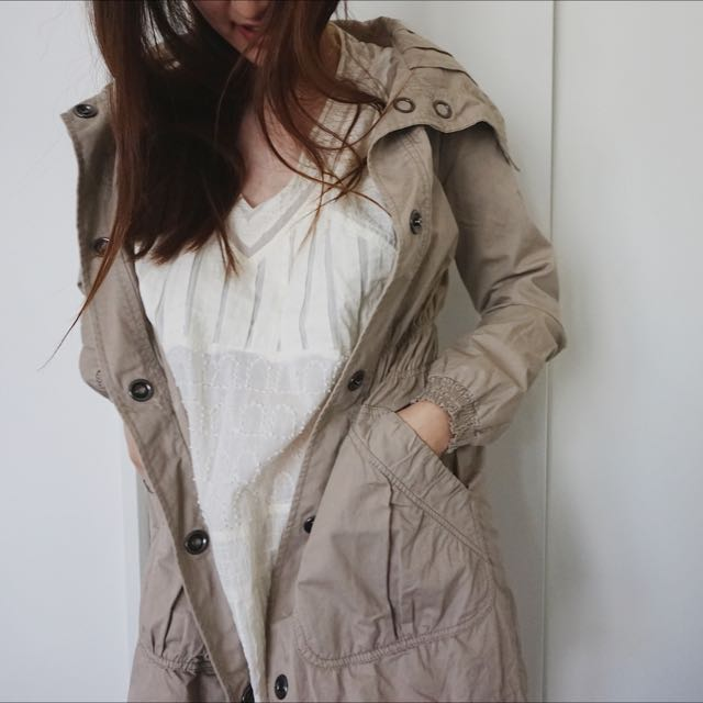 Light Fitted Jacket
