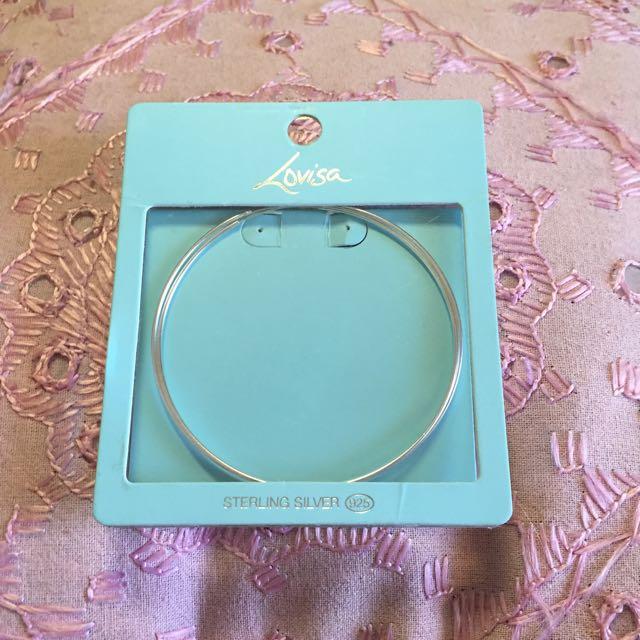 Lovisa Sterling Silver Hoop Earrings