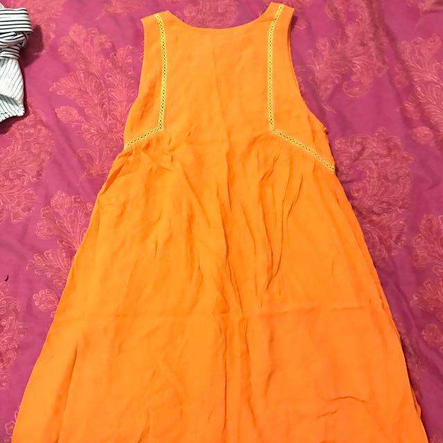 Mika And Gala Sun Dress Size Small
