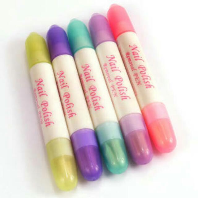 Nail Polish Pens 5pc Set