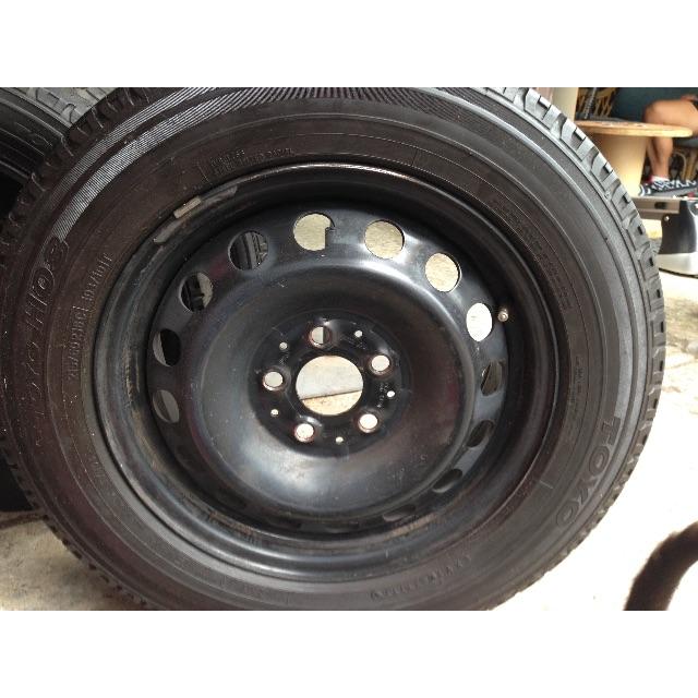 New set of Tyres