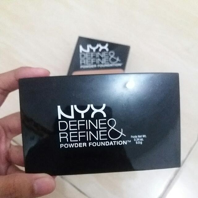 Nyx - Define And Refine Powder Foundation