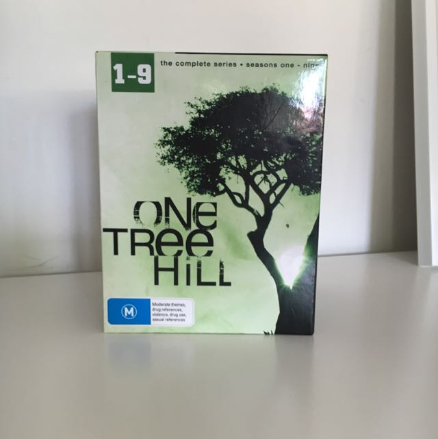 One Tree Hill Box Set DVDS