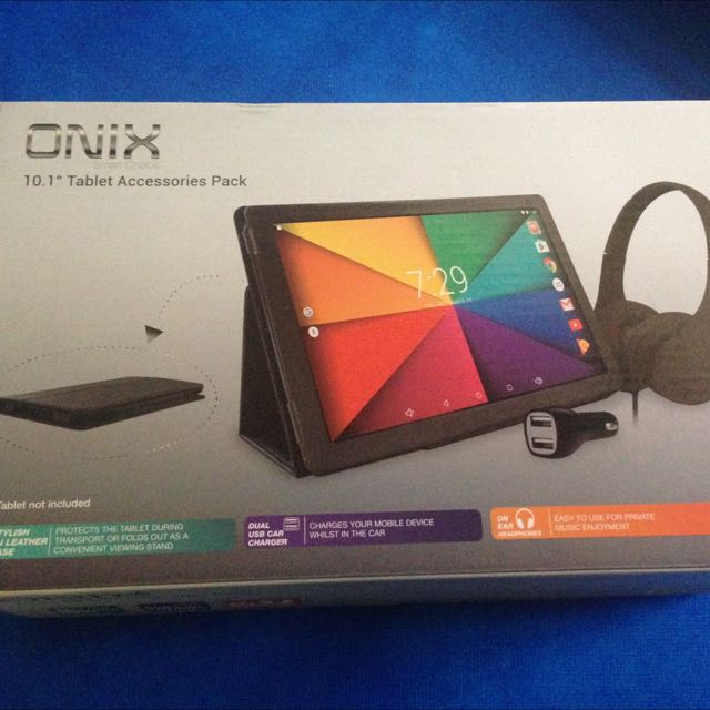 Onix Tablet Accessory Pack