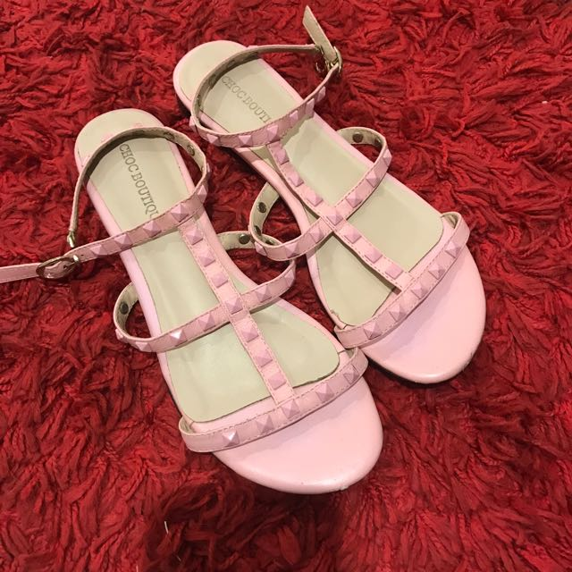 Pink Sandal 36