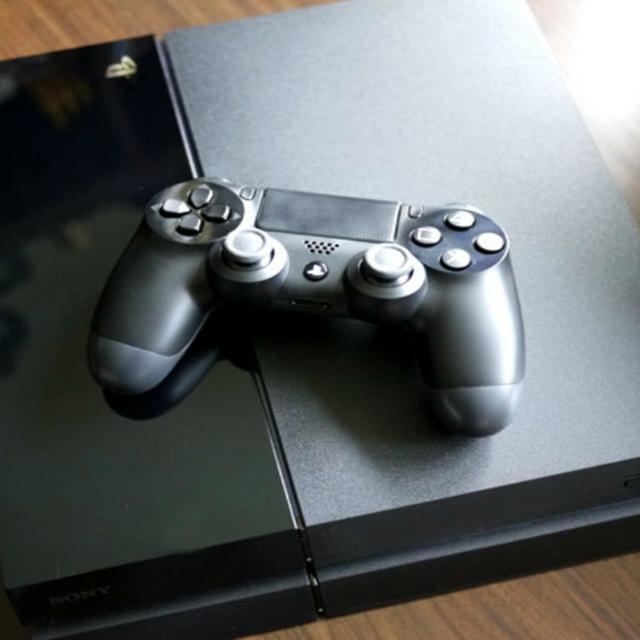 Ps4 With Controller
