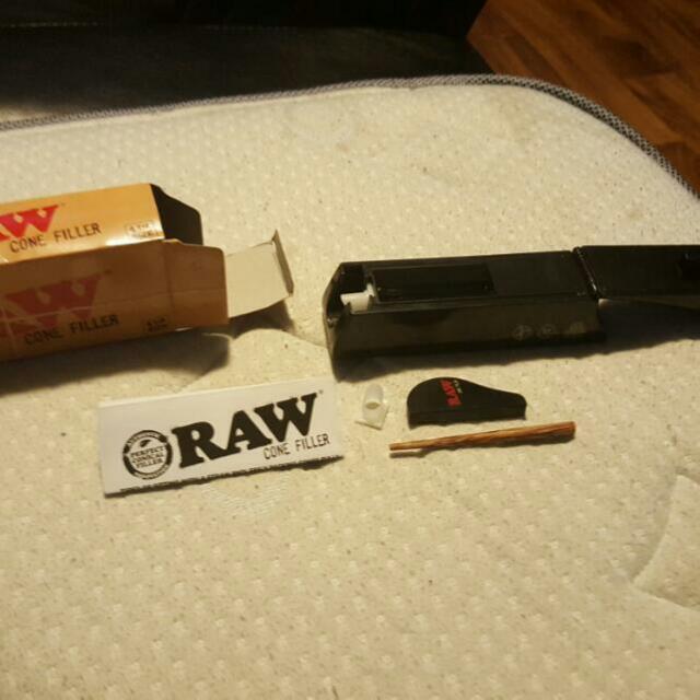 Raw Roller