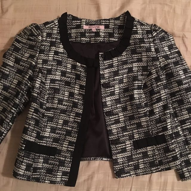 Review Jacket