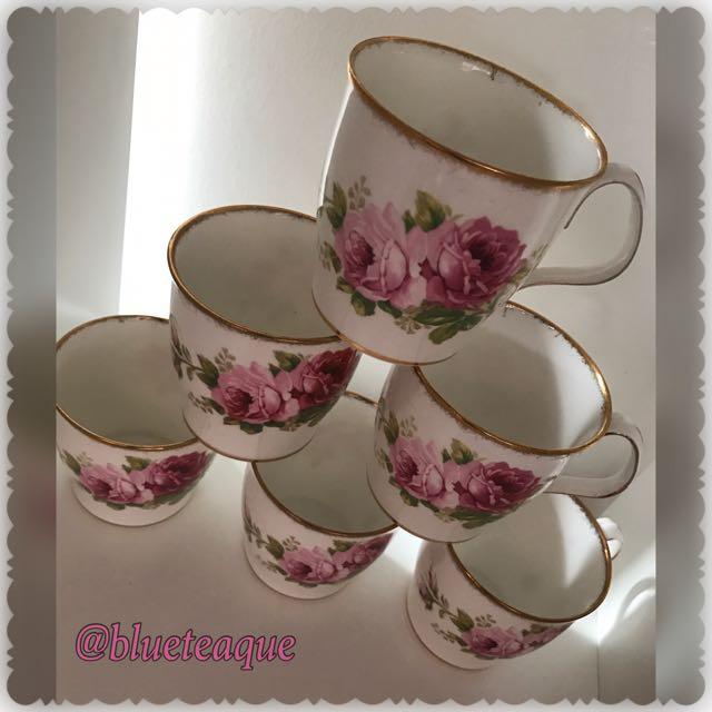 Royal Albert American Beauty Mug