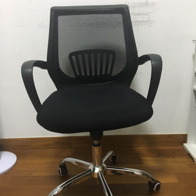 [Price Reduced] Rush Sale Swivel Chair